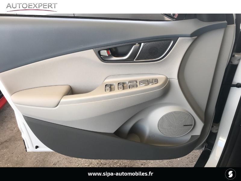 Hyundai Kona Electric 204ch Executive Blanc occasion à Le Bouscat - photo n°14