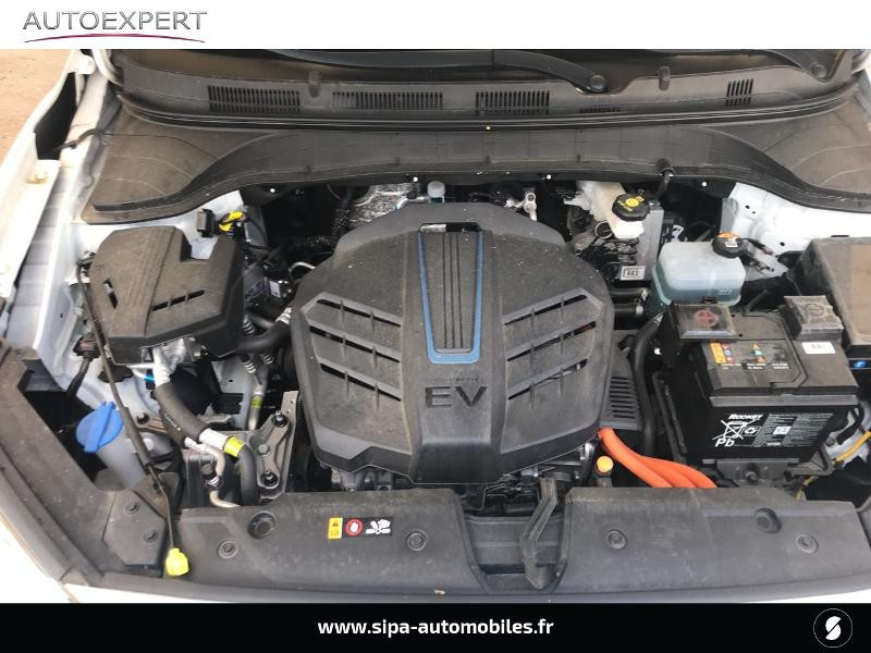 Hyundai Kona Electric 204ch Executive Blanc occasion à Le Bouscat - photo n°12