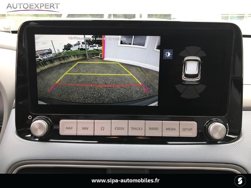 Hyundai Kona Electric 64kWh - 204ch Executive Gris occasion à Muret - photo n°13