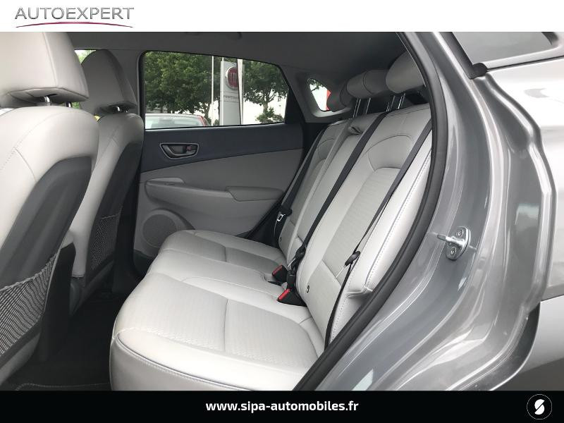 Hyundai Kona Electric 64kWh - 204ch Executive Gris occasion à Muret - photo n°11