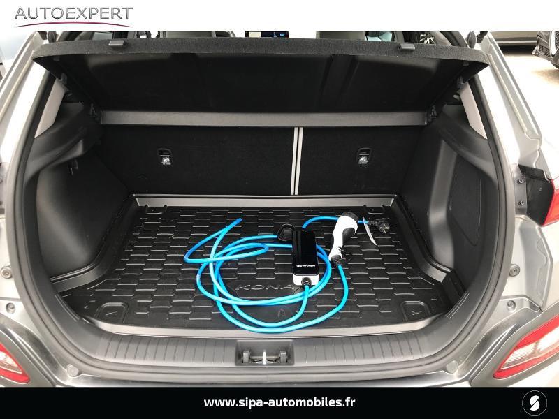 Hyundai Kona Electric 64kWh - 204ch Executive Gris occasion à Muret - photo n°6