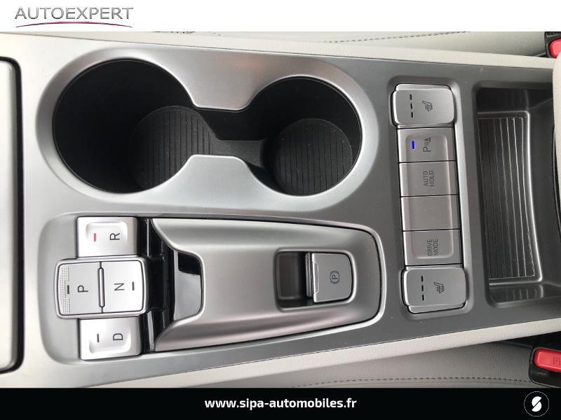 Hyundai Kona Electric 64kWh - 204ch Executive Gris occasion à Muret - photo n°20