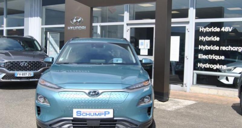 Hyundai Kona ELECTRIC 64kWh EXECUTIVE  occasion à HAGUENEAU - photo n°4