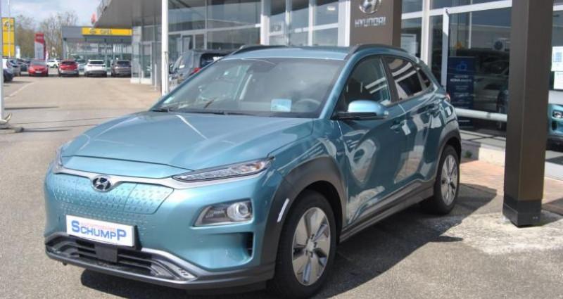 Hyundai Kona ELECTRIC 64kWh EXECUTIVE  occasion à HAGUENEAU