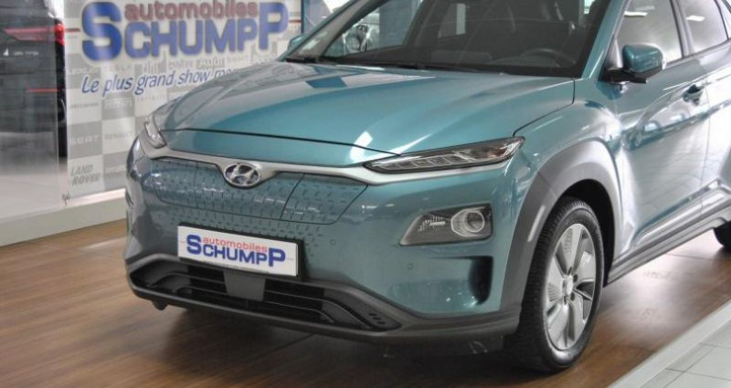 Hyundai Kona ELECTRIC EXECUTIVE 204ch 1ère MAIN  occasion à HAGUENEAU