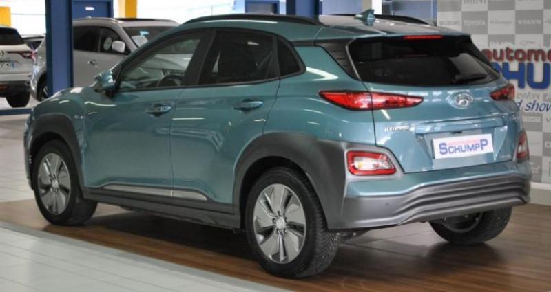Hyundai Kona ELECTRIC EXECUTIVE 204ch 1ère MAIN  occasion à HAGUENEAU - photo n°2
