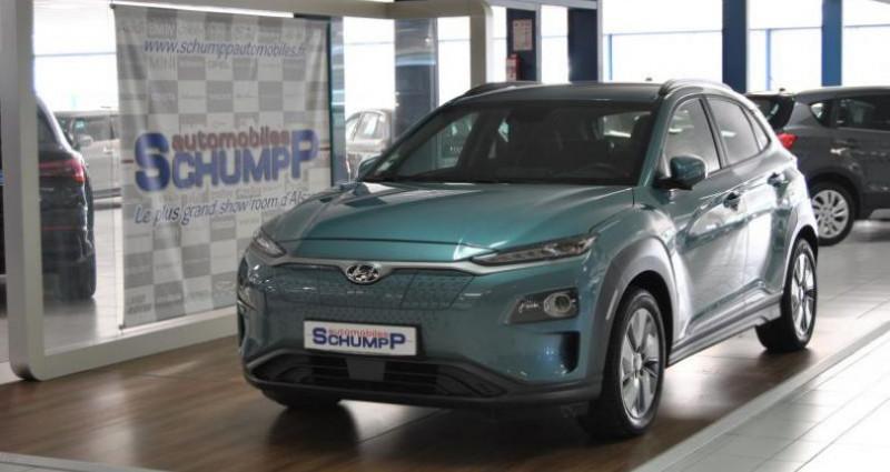 Hyundai Kona ELECTRIC EXECUTIVE 204ch 1ère MAIN  occasion à HAGUENEAU - photo n°4