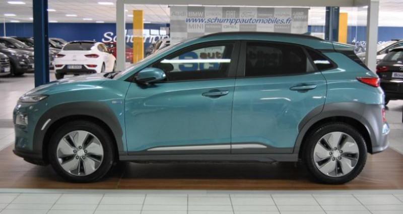 Hyundai Kona ELECTRIC EXECUTIVE 204ch 1ère MAIN  occasion à HAGUENEAU - photo n°5