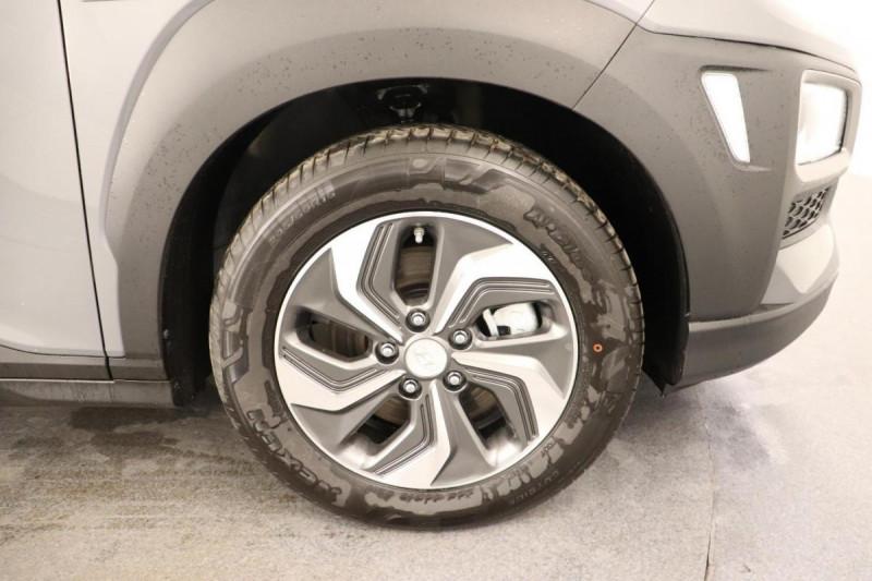 Hyundai Kona HYBRID 1.6 GDi Intuitive Gris occasion à Aubière - photo n°9