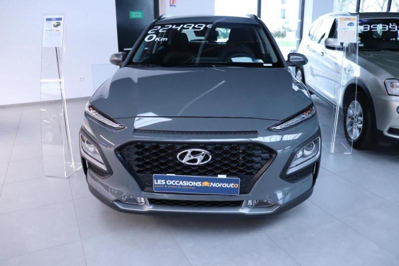 Hyundai Kona HYBRID 1.6 GDi Intuitive Gris occasion à Mérignac
