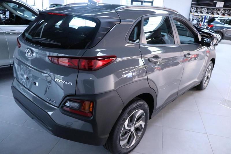 Hyundai Kona HYBRID 1.6 GDi Intuitive Gris occasion à Mérignac - photo n°3