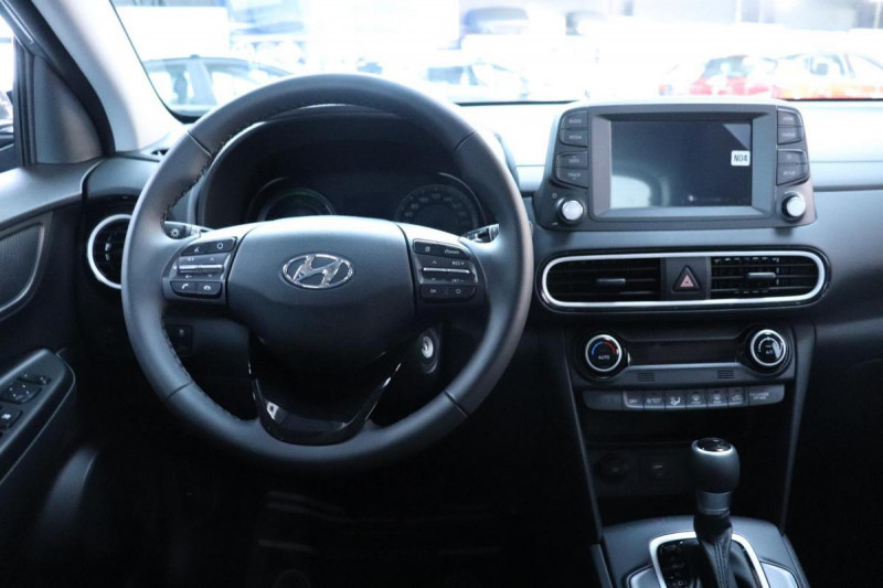 Hyundai Kona HYBRID 1.6 GDi Intuitive Gris occasion à Mérignac - photo n°6