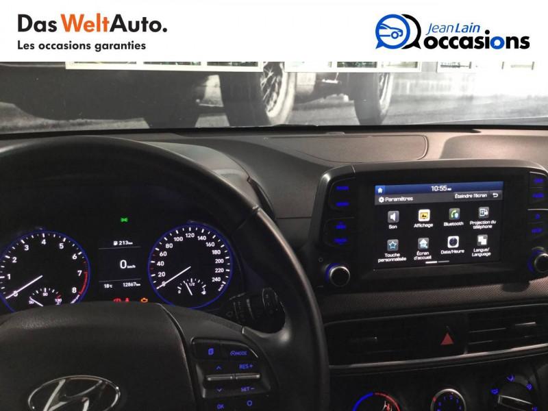 Hyundai Kona Kona 1.0 T-GDi 120 FAP TYPE LIVE 5p Vert occasion à Seynod - photo n°15