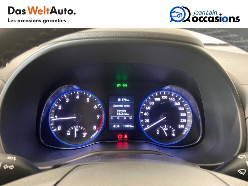 Hyundai Kona Kona 1.0 T-GDi 120 FAP TYPE LIVE 5p Vert occasion à Seynod - photo n°16