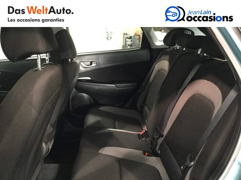Hyundai Kona Kona 1.0 T-GDi 120 FAP TYPE LIVE 5p Vert occasion à Seynod - photo n°17