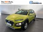 Hyundai Kona Kona 1.0 T-GDi 120 FAP TYPE LIVE 5p Vert à Seynod 74