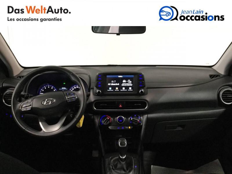 Hyundai Kona Kona 1.0 T-GDi 120 FAP TYPE LIVE 5p Vert occasion à Seynod - photo n°18