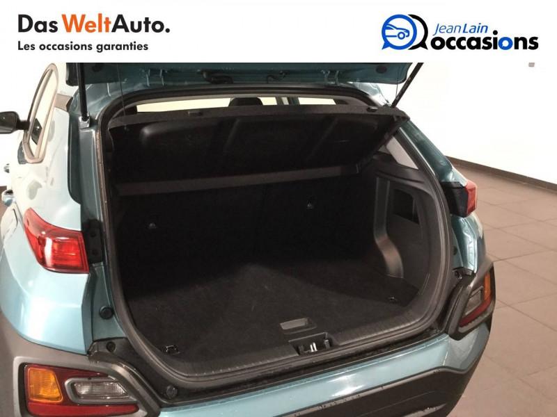Hyundai Kona Kona 1.0 T-GDi 120 FAP TYPE LIVE 5p Vert occasion à Seynod - photo n°10
