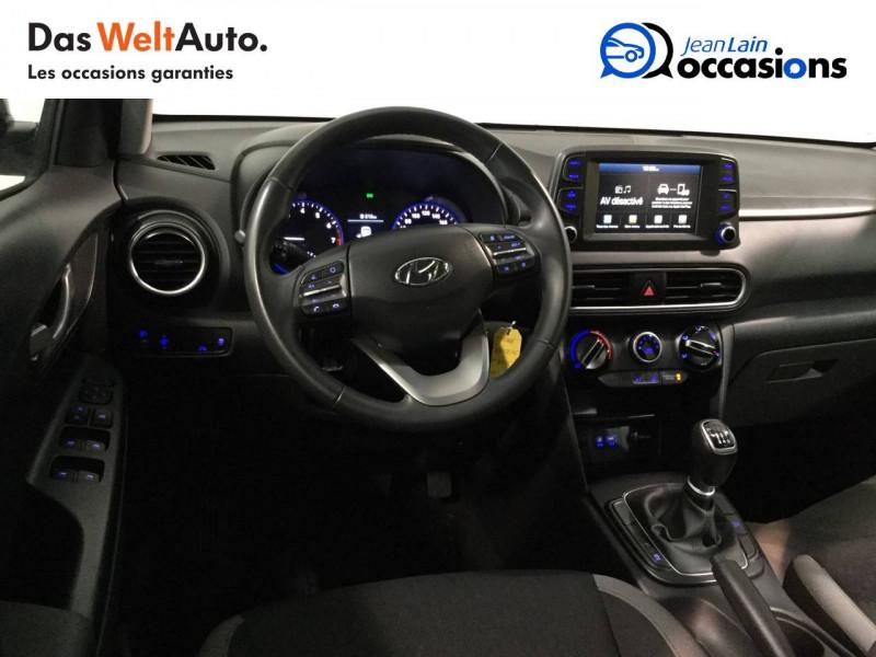 Hyundai Kona Kona 1.0 T-GDi 120 FAP TYPE LIVE 5p Vert occasion à Seynod - photo n°11