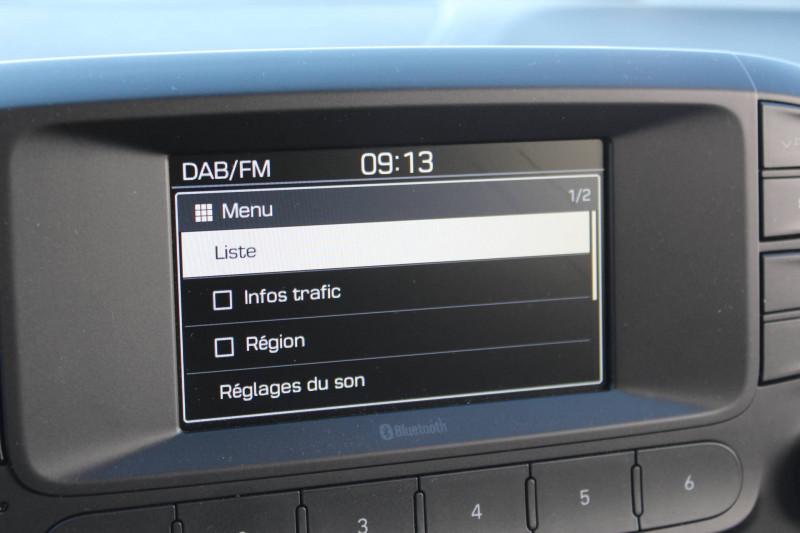 Hyundai Kona Kona 1.6 CRDi 115  5p Gris occasion à Meythet - photo n°17