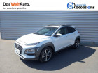 Hyundai Kona Kona 1.6 CRDi 136 4WD DCT-7 Executive 5p Blanc à Annemasse 74
