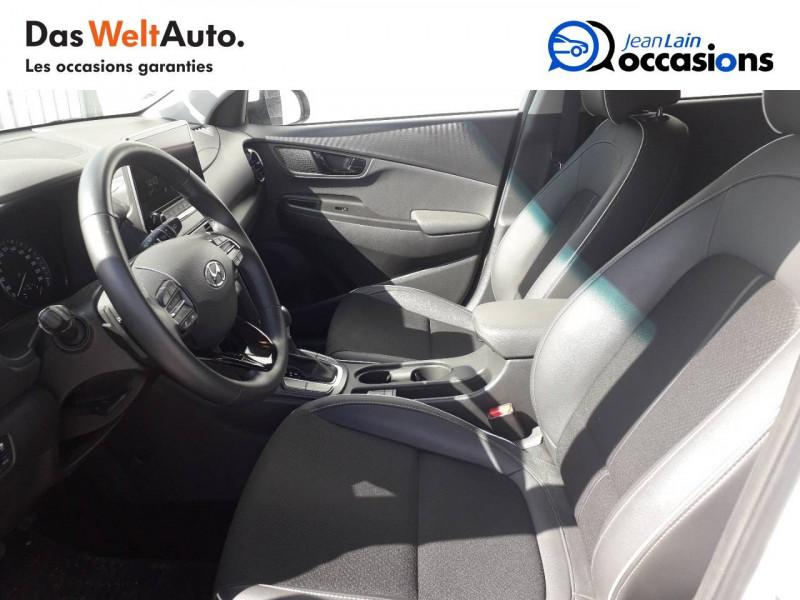 Hyundai Kona Kona 1.6 GDi Hybrid Edition #1 5p Blanc occasion à Crolles - photo n°7