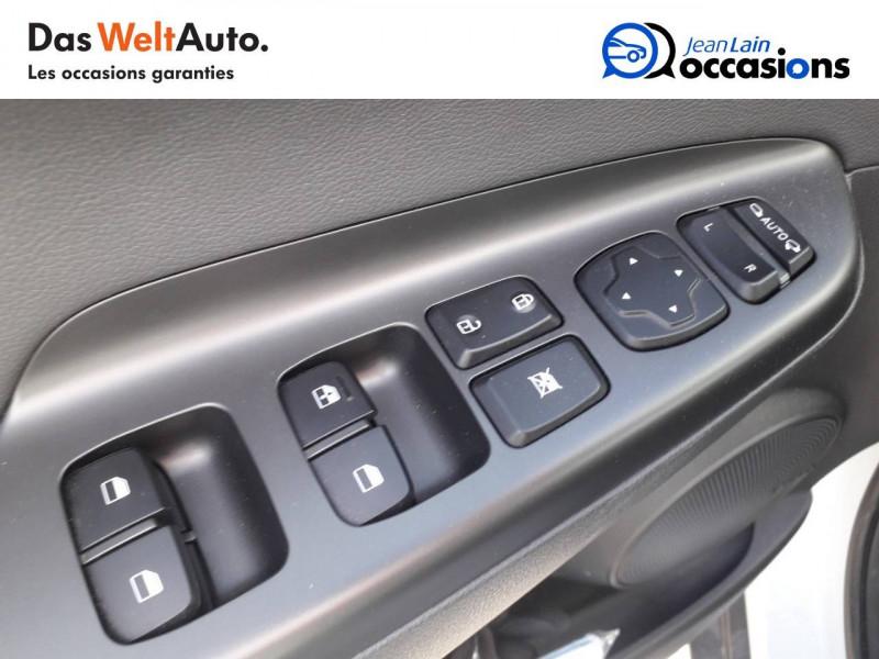 Hyundai Kona Kona 1.6 GDi Hybrid Edition #1 5p Blanc occasion à Crolles - photo n°10
