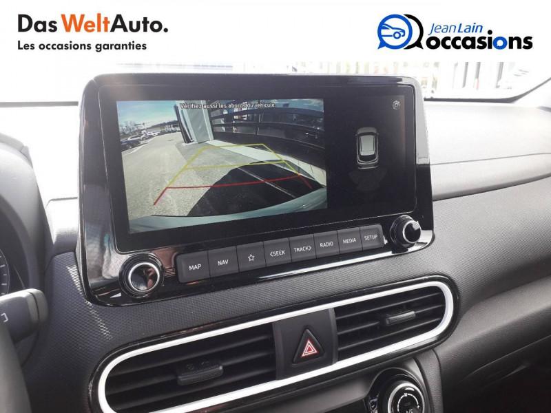 Hyundai Kona Kona 1.6 GDi Hybrid Edition #1 5p Blanc occasion à Crolles - photo n°16