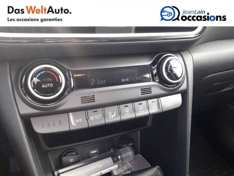 Hyundai Kona Kona 1.6 GDi Hybrid Edition #1 5p Blanc occasion à Crolles - photo n°17
