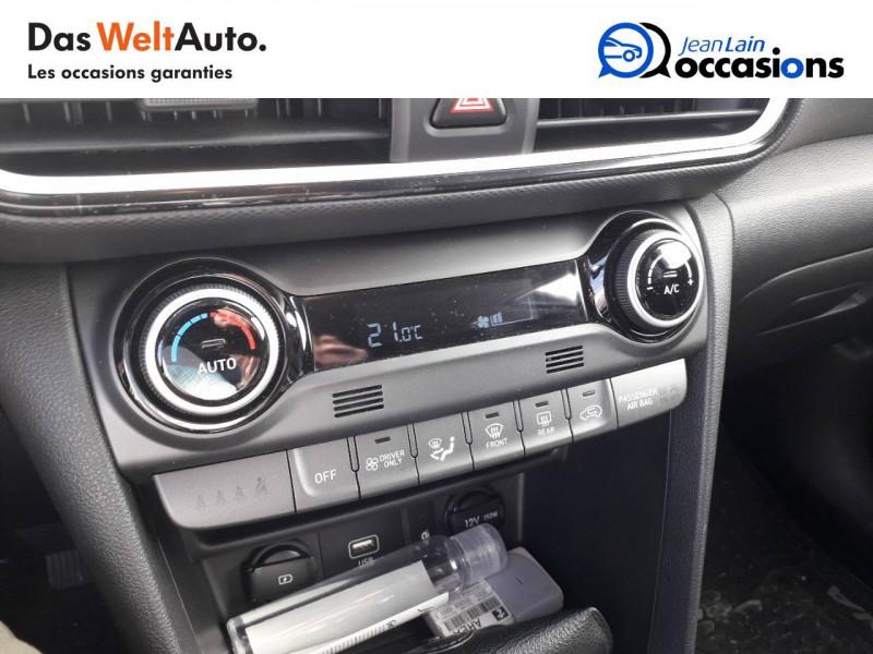 Hyundai Kona Kona 1.6 GDi Hybrid Edition #1 5p Blanc occasion à Crolles - photo n°19