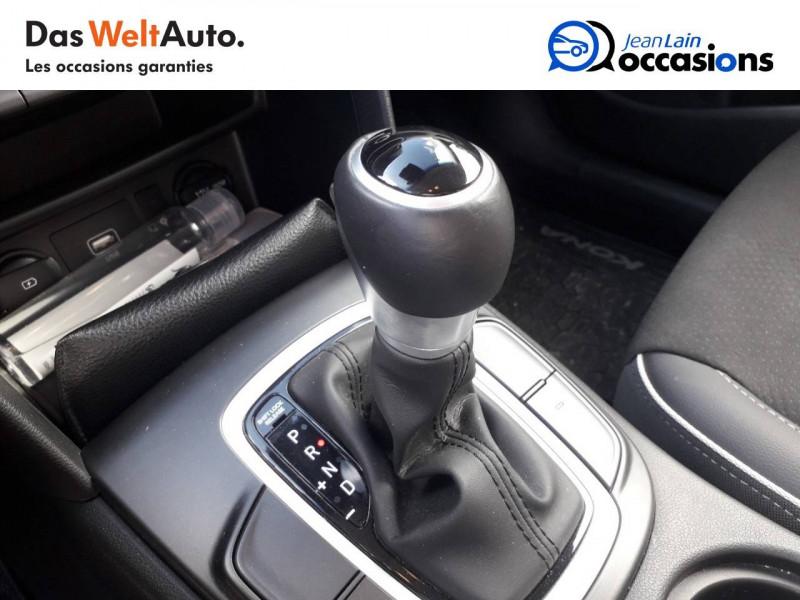 Hyundai Kona Kona 1.6 GDi Hybrid Edition #1 5p Blanc occasion à Crolles - photo n°18