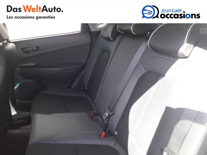 Hyundai Kona Kona 1.6 GDi Hybrid Edition #1 5p Blanc occasion à Crolles - photo n°8