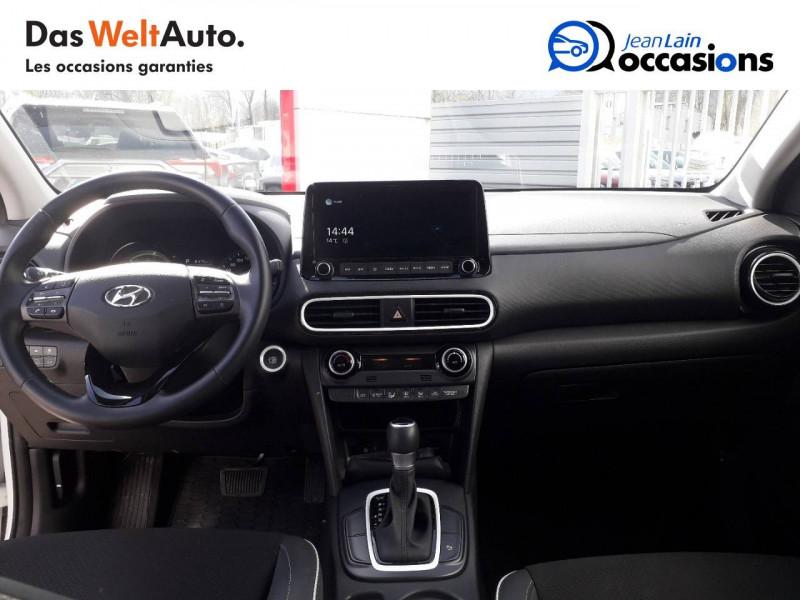 Hyundai Kona Kona 1.6 GDi Hybrid Edition #1 5p Blanc occasion à Crolles - photo n°11