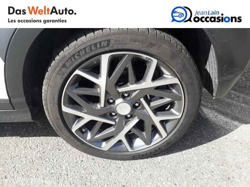 Hyundai Kona Kona 1.6 GDi Hybrid Edition #1 5p Blanc occasion à Crolles - photo n°9