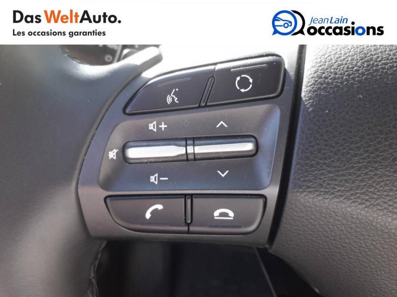 Hyundai Kona Kona 1.6 GDi Hybrid Edition #1 5p Blanc occasion à Crolles - photo n°15
