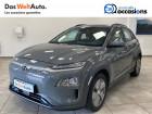 Hyundai Kona Kona Electrique 64 kWh - 204 ch Intuitive 5p Gris à Cessy 01
