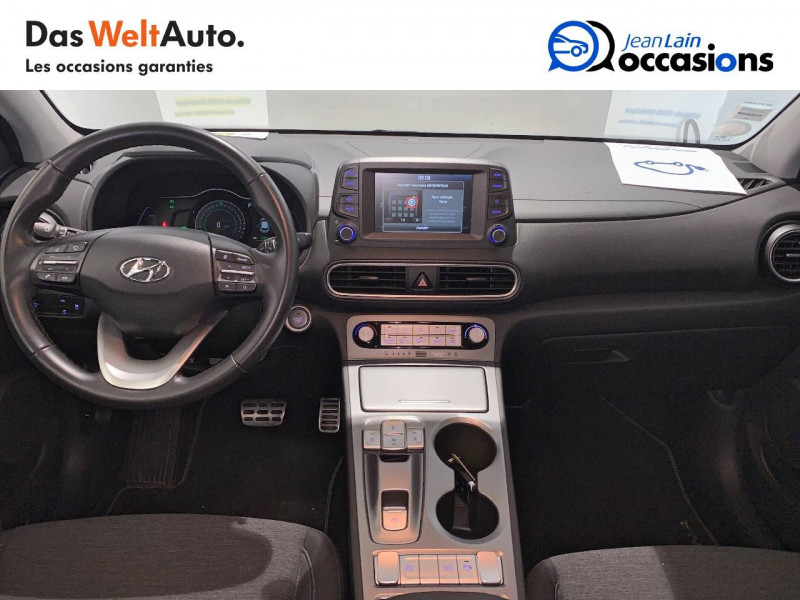 Hyundai Kona Kona Electrique 64 kWh - 204 ch Intuitive 5p Bleu occasion à Albertville - photo n°18