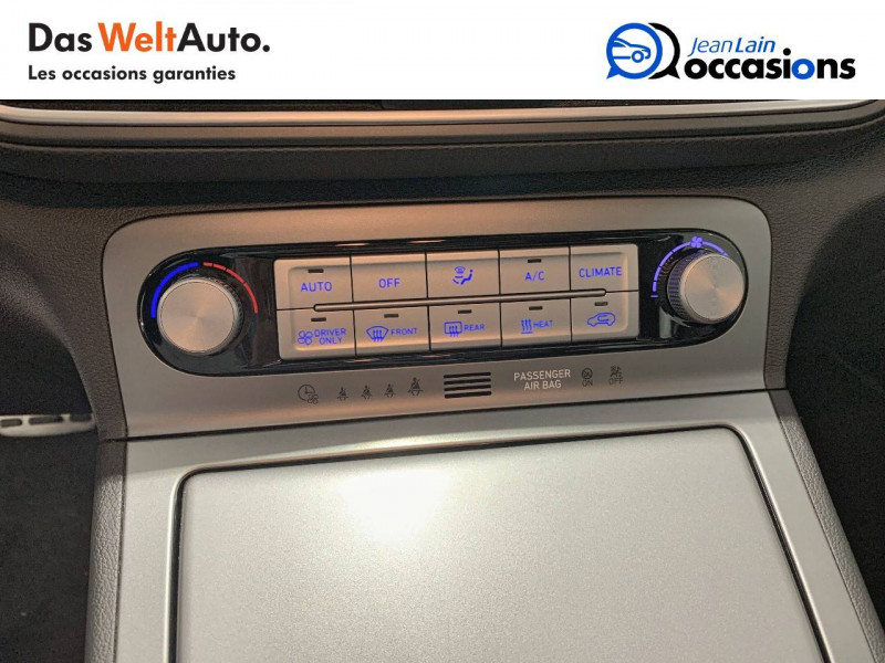 Hyundai Kona Kona Electrique 64 kWh - 204 ch Intuitive 5p Bleu occasion à Albertville - photo n°14