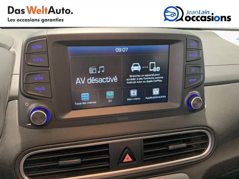 Hyundai Kona Kona Electrique 64 kWh - 204 ch Intuitive 5p Bleu occasion à Albertville - photo n°15
