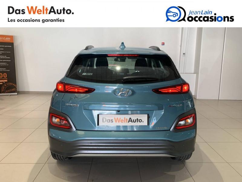 Hyundai Kona Kona Electrique 64 kWh - 204 ch Intuitive 5p Bleu occasion à Albertville - photo n°6