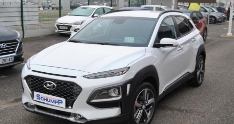 Hyundai Kona T-GDi 120 EXECUTIVE  occasion à HAGUENEAU