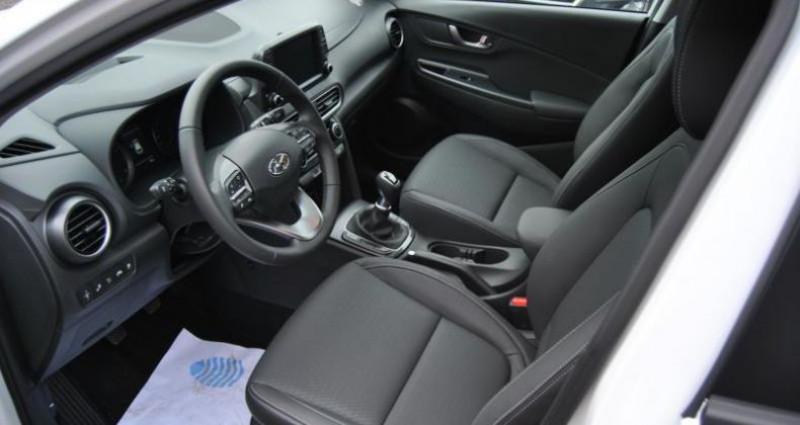 Hyundai Kona T-GDi 120 EXECUTIVE  occasion à HAGUENEAU - photo n°6