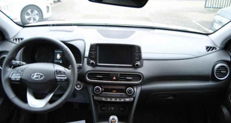 Hyundai Kona T-GDi 120 EXECUTIVE  occasion à HAGUENEAU - photo n°3