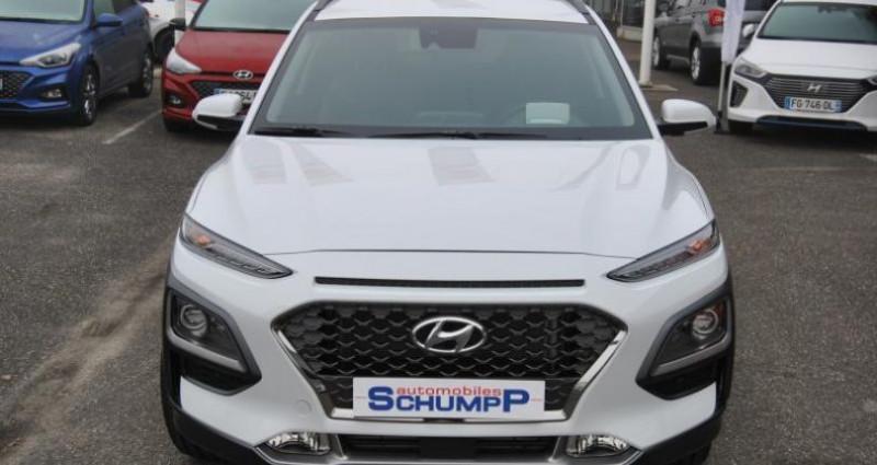 Hyundai Kona T-GDi 120 EXECUTIVE  occasion à HAGUENEAU - photo n°4