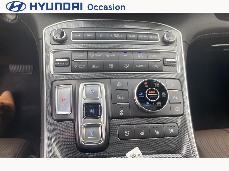 Hyundai Santa Fe 1.6 T-GDI 265ch Plug-In HTRAC Executive BVA6 Blanc occasion à CASTRES - photo n°16