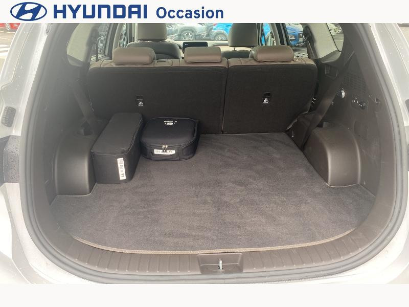 Hyundai Santa Fe 1.6 T-GDI 265ch Plug-In HTRAC Executive BVA6 Blanc occasion à CASTRES - photo n°6