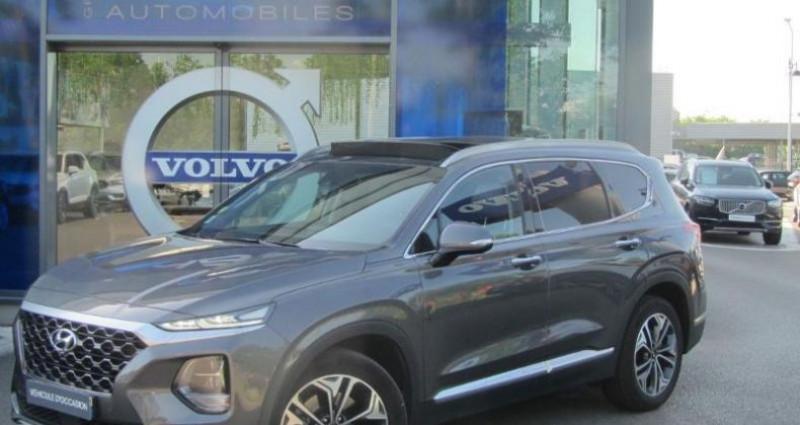 Hyundai Santa Fe 2.0 CRDI 185ch Executive HTRAC BVA  occasion à Saint Ouen L'Aumône
