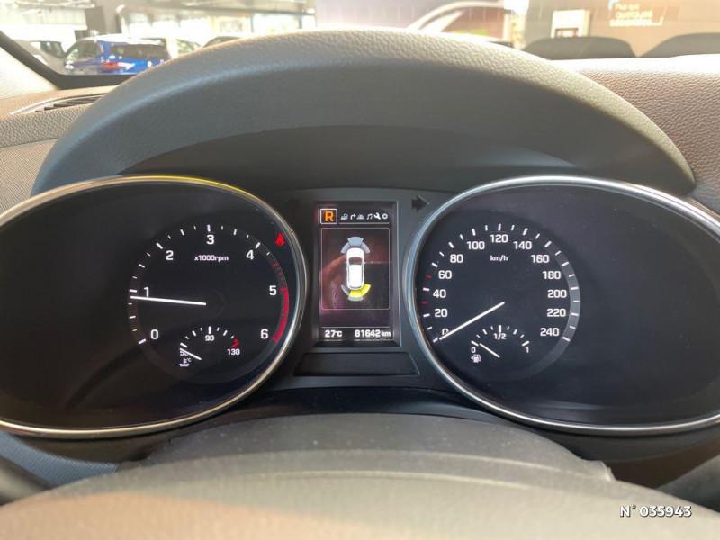 Hyundai Santa Fe 2.2 CRDi 197ch 4WD Creative BVA Beige occasion à Saint-Maximin - photo n°12