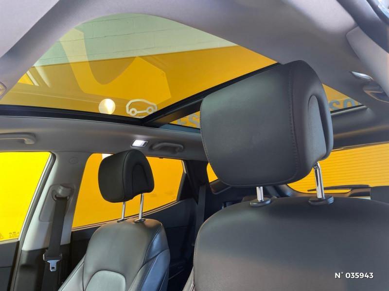 Hyundai Santa Fe 2.2 CRDi 197ch 4WD Creative BVA Beige occasion à Saint-Maximin - photo n°15