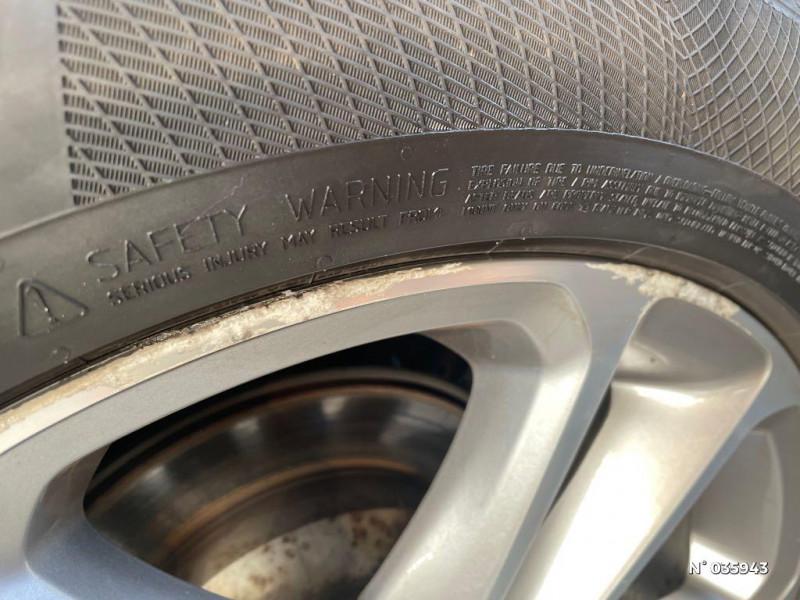 Hyundai Santa Fe 2.2 CRDi 197ch 4WD Creative BVA Beige occasion à Saint-Maximin - photo n°16